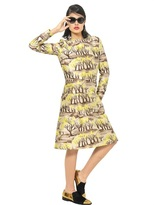 Marni Printed Viscose Silk Radzmir Dress