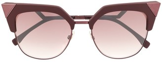Cat Eye Exaggerated Sunglasses