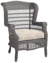 Pier 1 Imports Sunset Pier Gray Chair