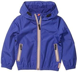 Hunter Original Shell Jacket (Toddler/Little Kids) (Electric Storm) Kid's Coat