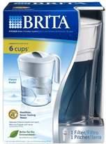 Brita Clorox Classic Water Filtration Pitcher-1Ct