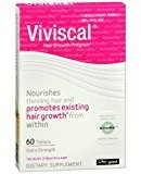 Viviscal Max Strength Supplements Bx Of 60 Tablets