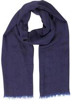 Loro Piana Cashmere Silk Knit Scarf