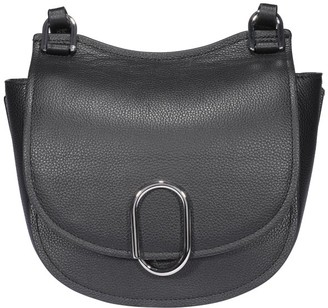 3.1 Phillip Lim Logo Buckle Shoulder Bag