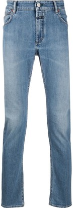 Closed High-Rise Slim Fit Jeans