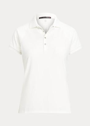 Ralph Lauren Eyelet Short-Sleeve Golf Polo Shirt