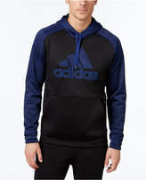 adidas Men's Team Issue Logo Hoodie