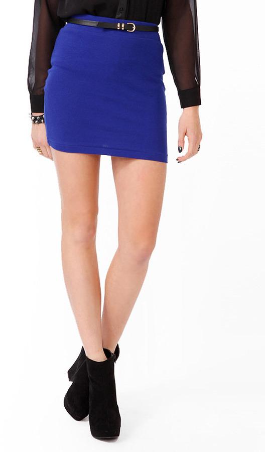 Forever 21 Basic Bodycon Skirt