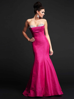 Mac Duggal Evening Gowns - 76676 in Royal/Purple