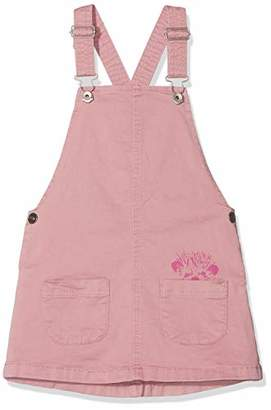 Benetton Girl's Skirt Dungaree(Size: X-Small)