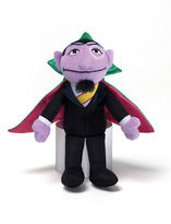 Gund Count von Count Stuffed Toy