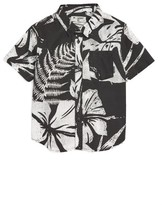 Billabong Boy's Tropic Short Sleeve Woven Shirt