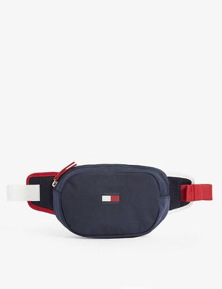 Tommy Hilfiger Kids flag motif belt bag
