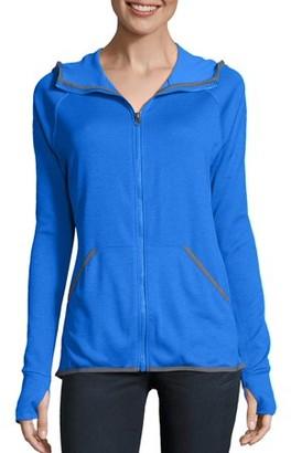 Hanes Sport Women's Performance Fleece Full Zip Hoodie