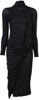 Donna Karan Double layer dress