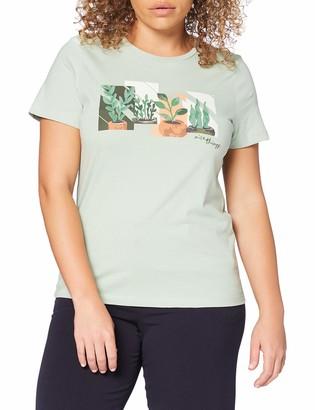 Tom Tailor Women's Motiv T-Shirt