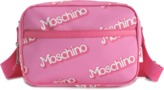 Moschino logomania bag