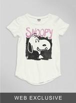 Junk Food Clothing Kids Boys Snoopy Smile Tee-sugar-l