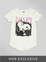 Junk Food Clothing Kids Boys Snoopy Smile Tee-sugar-xs