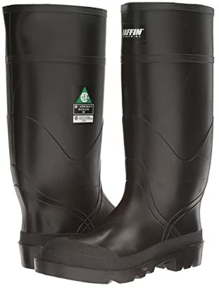 Baffin Express Steel Toe/Steel Plate Boot (Black) Boots