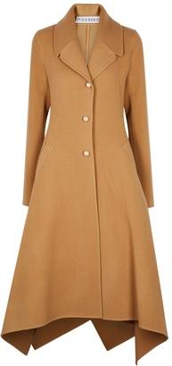 J.W.Anderson Camel wool coat