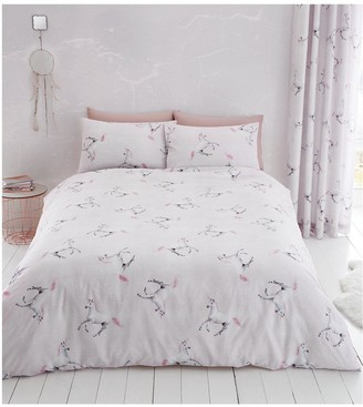 Catherine Lansfield Enchanted Unicorn Duvet Cover Set