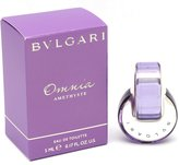 Bvlgari OMNIA AMETHYSTE by for WOMEN: EDT .17 OZ MINI (note* minis approximately 1-2 inches in height)