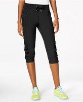Calvin Klein Ruched Capri Pants
