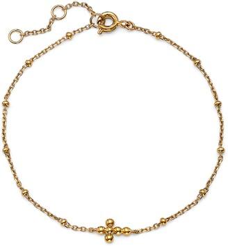 AJOA Lala Beaded Cross Station Bracelet