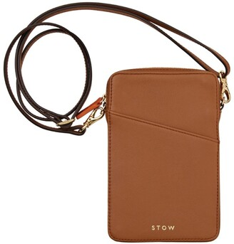 Stow Cross-Body Phone Pouch