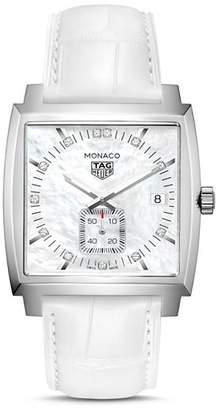 Tag Heuer Monaco Diamond Watch, 37mm