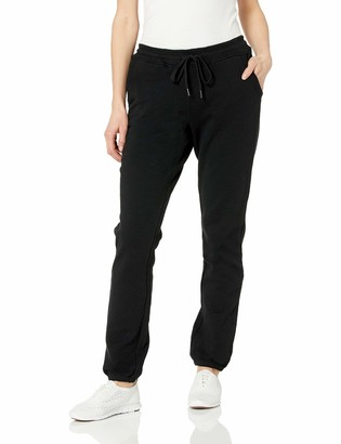Andrew Marc Women's Closed Bottom Pants with Pockets
