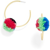 BaubleBar Antigua Pom Pom Earrings