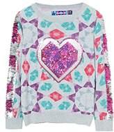 Desigual Girl's JERS_GABO Sweatshirt