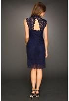 Nicole Miller Stretch Multi Lace Dress