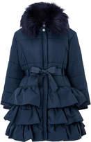 Monsoon Poppy Padded Coat
