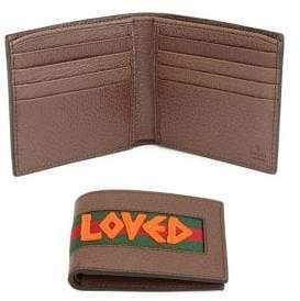Gucci Loved Leather Wallet