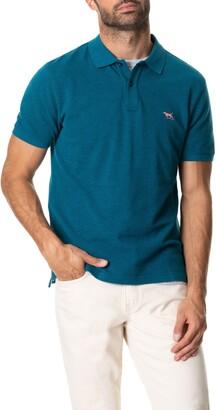 Rodd & Gunn 'The Gunn' Pique Sports Fit Cotton Polo