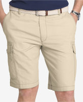 "Izod Men's Cotton Seaside Cargo 10.5"" Shorts"