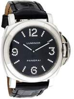 Panerai Luminor Diamanti Watch