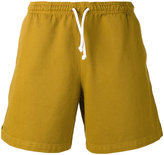Golden Goose Deluxe Brand drawstring retro shorts - men - Cotton - S