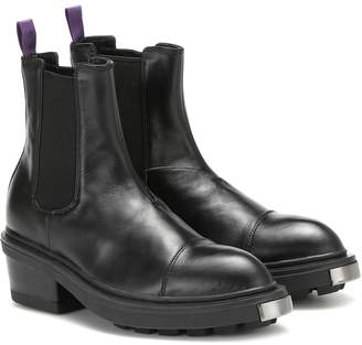 Eytys Nikita leather ankle boots
