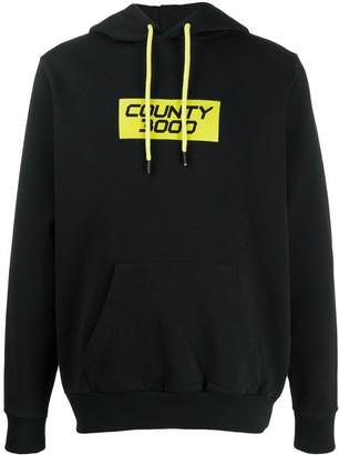 Marcelo Burlon County of Milan County 3000 hooded sweatshirt
