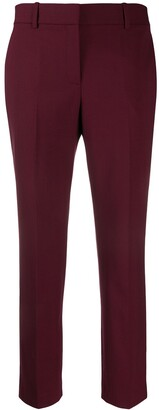 Theory Jetted Crop Trousers