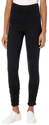 Splendid Clara Sweater Legging Pants (Black) Women's Casual Pants