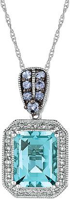 LeVian Le Vian 14K 2.24 Ct. Tw. Diamond & Gemstone Necklace