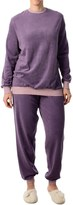 Calida Fruit Shake Cuffed Pajamas - Long Sleeve (For Women)