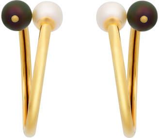 Assael 18K Akoya Pearl Earrings