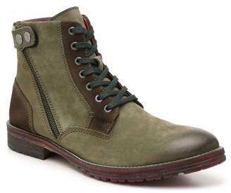 Rustic Asphalt Boot Dance Boot