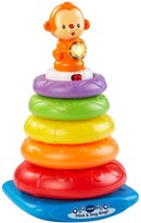 Vtech Stack and Sing Monkey Rings